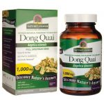 Nature's Answer Dong Quai 1,000 mg 90 Veg Caps Herbs and Supplements