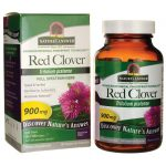 Nature's Answer Red Clover 900 mg 90 Veg Caps Liver Health