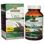 Nature's Answer Vitex 40 mg 90 Veg Caps Herbs and Supplements