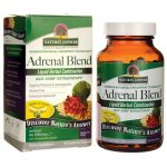 Nature's Answer Adrenal Blend 90 Veg Caps Herbs and Supplements