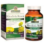 Nature's Answer Rhodiola Rosea 90 Veg Caps Stress and Mood
