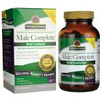 Nature's Answer Male Complete 120 Veg Caps Sexual Health