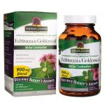 Nature's Answer Echinacea & Goldenseal 90 Veg Caps Immune Support