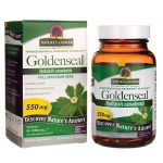 Nature's Answer Goldenseal 550 mg 50 Veg Caps Immune Support