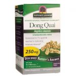 Nature's Answer Dong Quai Root Extract 60 Veg Caps Herbs and Supplements