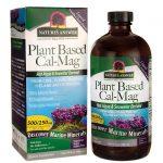 Nature's Answer Plant Based Cal-Mag 16 fl oz Liquid Bone Health