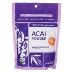 Navitas Organics Freeze-Dried Acai Powder 8 oz Package