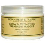 Nubian Heritage Indian Hemp & Tamanu Deep Treatment Masque 12 oz Jar Skin Care