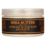 Nubian Heritage Shea Butter Infused with Oats & Aloe Black Soap Extract 4 oz Cream Skin Care