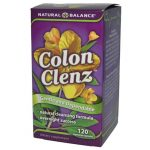 Natural Balance Colon Clenz 120 Veg Caps Colon Care