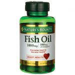 Nature's Bounty Fish Oil 1,400 mg 39 Soft Gels Essential Fatty Acids