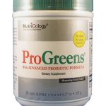 NutriCology Allergy Research Progreens 5 Billion CFU 265 Grams Powder