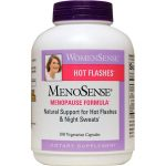 Natural Factors Womensense Menosense 180 Veg Caps Women's Health