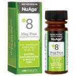 NuAge #8 Mag Phos 6X 125 Tabs