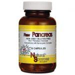 Natural Sources Raw Pancreas 50 Caps Glandular Health