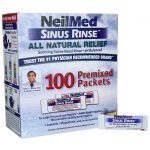 NeilMed Pharmaceuticals Sinus Rinse Premixed Packets 100 Packets
