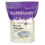 NuNaturals Marine Collagen 11 oz Liquid Joint Health