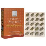 New Nordic Mulberry Zuccarin 60 Tabs Blood Sugar Support