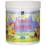 Nordic Naturals Berries 120 Gummies Children's Multivitamins