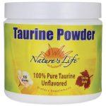 Nature's Life Taurine Powder – Unflavored 335 Grams Powder Amino Acids