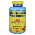 Nature's Life Super Reinforce Bone Formula 240 Tabs Bone Health