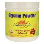 Nature's Life Glycine Powder 400 Grams Powder Amino Acids