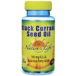 Nature's Life Black Currant Seed Oil 60 Soft Gels Essential Fatty Acids