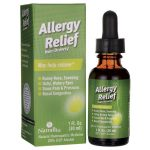 NatraBio Allergy Relief Non-Drowsy 1 fl oz Liquid