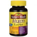 Nature Made Multi For Her 90 Tabs Multivitamins