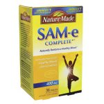 Nature Made Sam-e Complete 400 mg 36 Tabs Stress and Mood