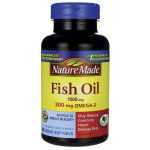 Nature Made Fish Oil 1,000 mg 90 Soft Gels Essential Fatty Acids