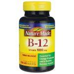 Nature Made Vitamin B-12 Timed Release 1,000 mcg 120 + 40 Tabs B Vitamins
