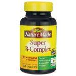 Nature Made Super B-Complex 140 Tabs B Vitamins