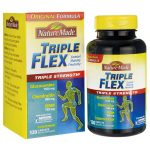Nature Made Tripleflex Triple Strength 120 Cplts Joint Health