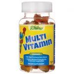 Nutrition Now Rhino Gummy Multi-Vitamin 70 Gummies Children's Multivitamins