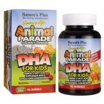 Nature's Plus Animal Parade Dha for Kids – Cherry 90 Chewables Children's Health