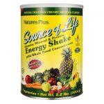 Nature's Plus Source of Life Energy Shake – Creamy Granola 2.2 lbs Powder