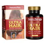 Nature's Plus Ultra Hair Sustained-Release 60 Tabs Men's Health