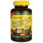 Nature's Plus Source of Life Multi-Vitamin & Mineral 180 Tabs