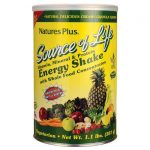 Nature's Plus Source of Life Vitamin, Mineral & Protein Energy Shake 1.1 lbs Powder