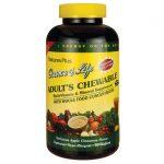 Nature's Plus Adult's Chewable Multivitamin – Apple Cinnamon 90 Wafers
