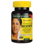 Nature's Plus Source Of Life Women Multi-Vitamin and Mineral 60 Tabs