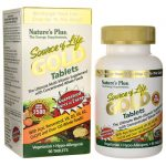 Nature's Plus Source of Life Gold Tablets 90 Tabs Vitamin C Multivitamins