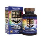 Nature's Plus Sugar Armor Blocker 60 Veg Caps Weight Loss