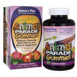 Nature's Plus Animal Parade Gummies Multi-Vitamin and Mineral 75 Gummies Children's Multivitamins