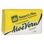 Nature's Plus Aloe Vera Soap 3 oz Bars