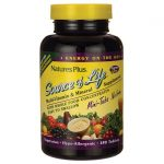 Nature's Plus Source of Life Multi-Vitamin & Mineral Mini-Tabs No Iron 180 Tabs