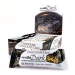 NuGo Nutrition Nugo Bars Dark Chocolate Chip 12/1.76 oz Bars Protein