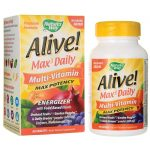 Nature's Way Alive! Max3 Daily Multi-Vitamin 90 Tabs