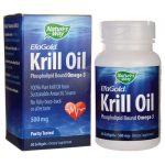 Nature's Way Efagold Krill Oil 500 mg 60 Soft Gels Essential Fatty Acids